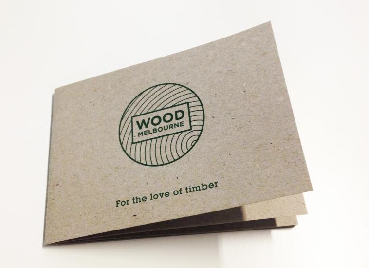Printtogether sustainable printing news back to basics recycled wood melbourne booklets reheart Images