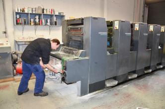 Heidelberg Offset SM52 Speedmaster Machinery
