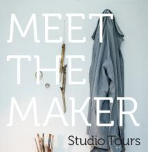 Meet The Maker card