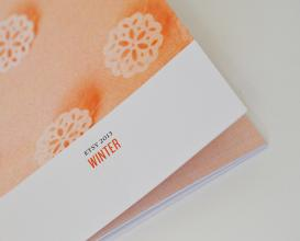 Etsy Winter 2013 Catalogue
